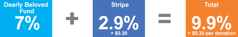Stripe fees